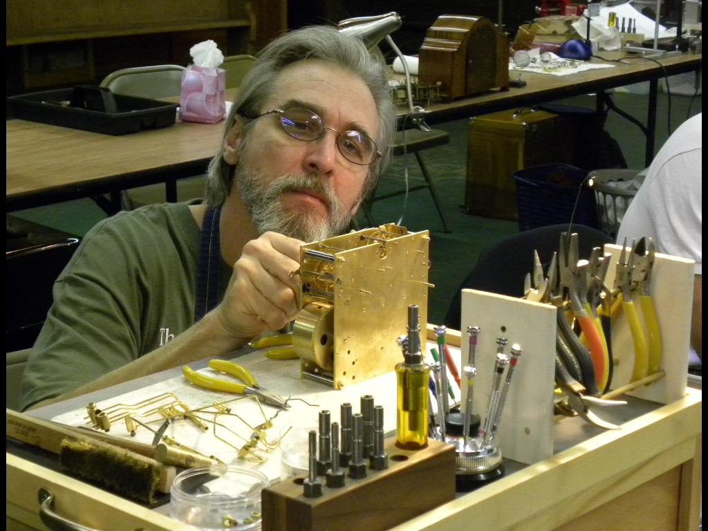 Clock Repair Classes